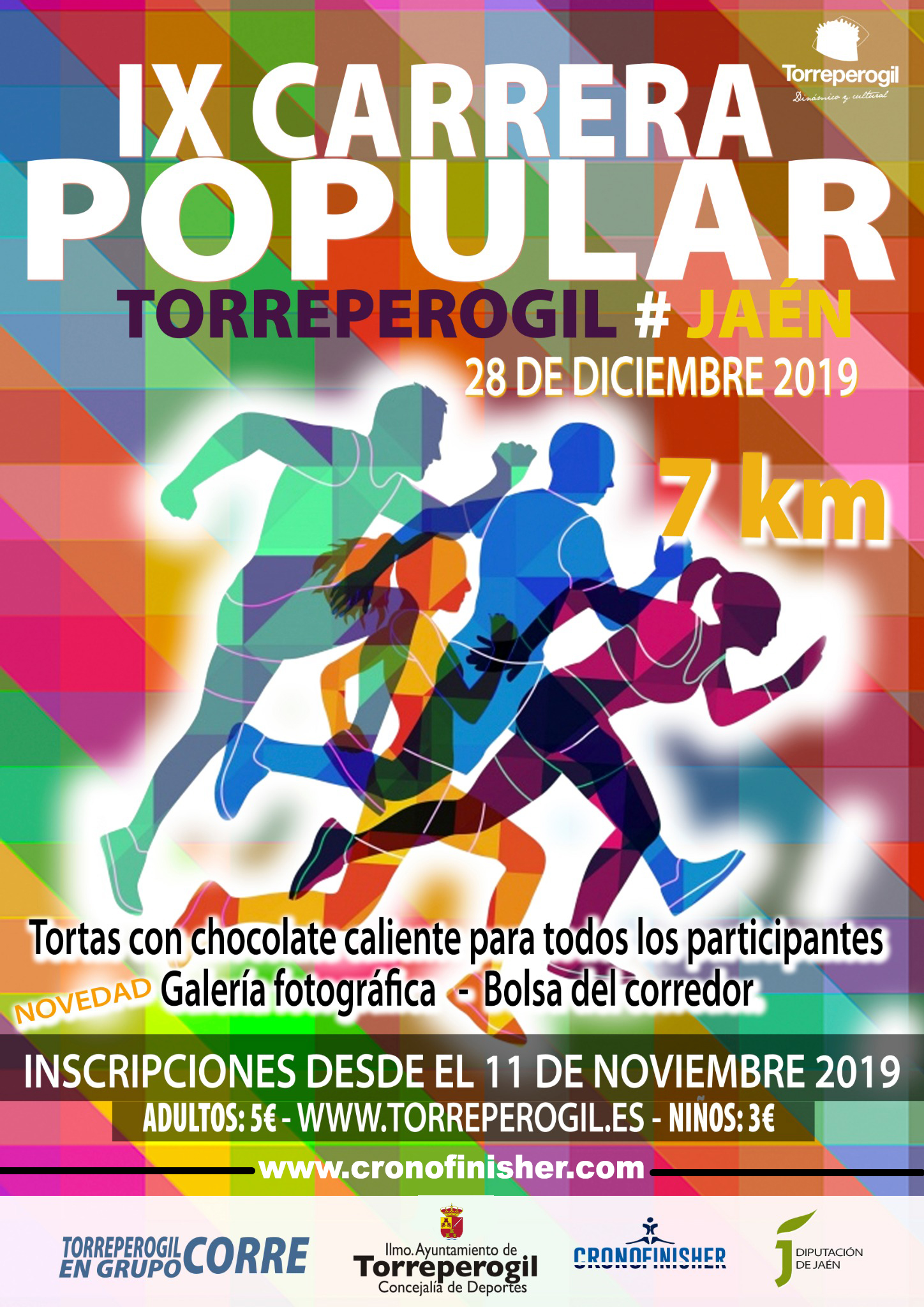 CARRERA POPULAR DE TORREPEROGIL 2018