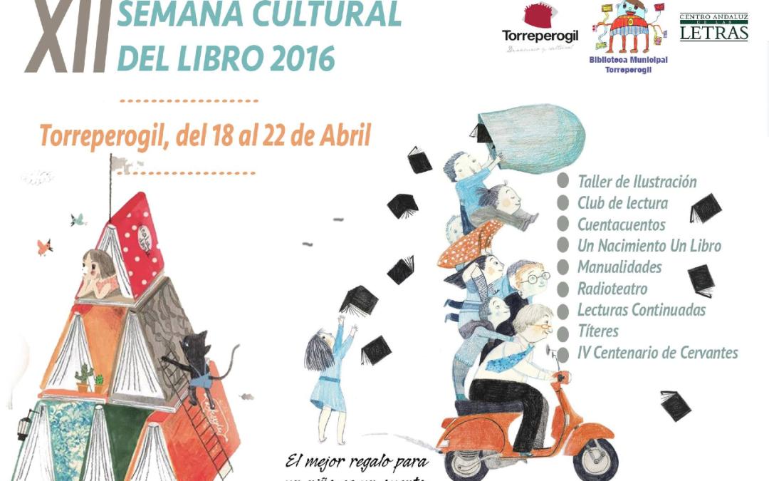 XII Semana Cultural del Libro