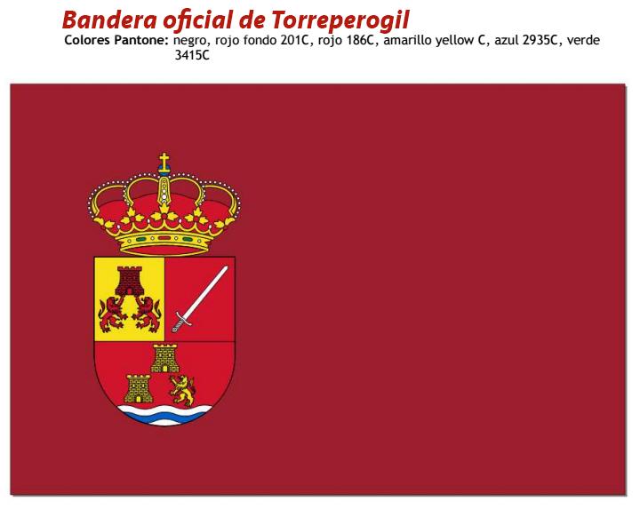 bandera torreperogil