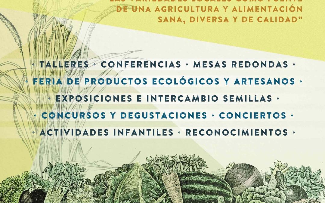 XIII FERIA ANDALUZA DE LA BIODIVERSIDAD AGRÍCOLA