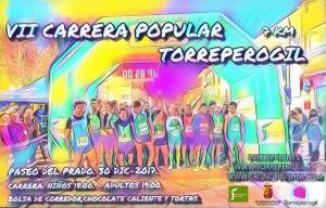 CARTEL VII CARRERA TORREPEROGIL 2017